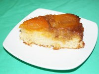 Абрикосовый пирог в мультиварке, рецепт