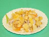 Баранина с картошкой в мультиварке, рецепт