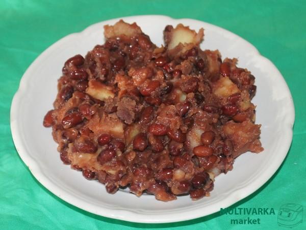 Рецепт фасоли с картофелем