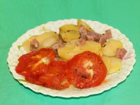 Kartofel s vetchinoj l