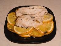 Курица с апельсинами в аэрогриле