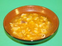 Kurinyj sup v multivarke l