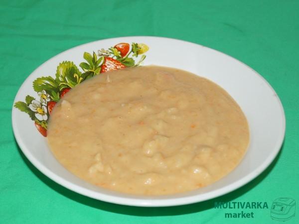 Куриный крем суп в мультиварке рецепты с фото
