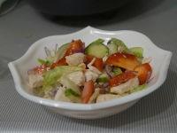 Ovoshhnoj salat s kuricej l