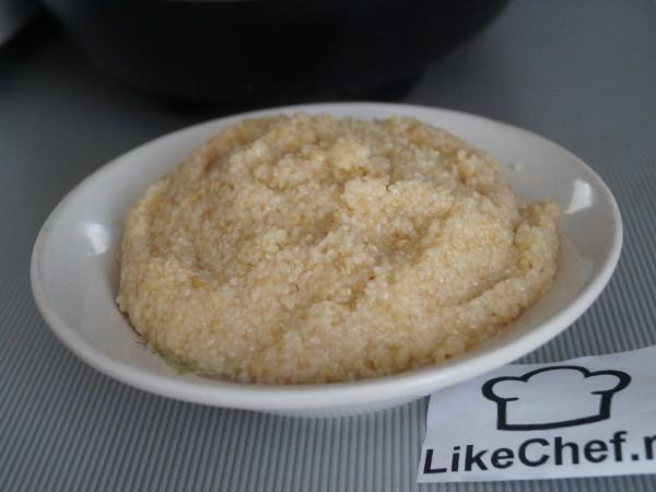 Пшеничная каша с фаршем в мультиварке рецепт
