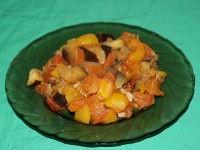 Соте из овощей в мультиварке, рецепт