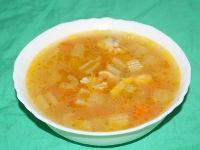 Суп из индейки в мультиварке, рецепт