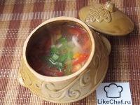 Суп из курицы в мультиварке, рецепт