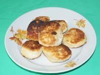 Сырники в мультиварке, рецепт