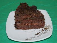 Торт Нутелла в мультиварке, рецепт