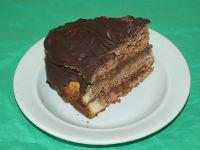 Торт Прага в мультиварке, рецепт