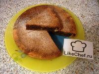 Торт Зебра в мультиварке, рецепт