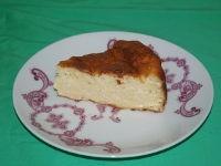 Творожно-манный кекс