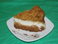 Творожный пирог с бананом в мультиварке, рецепт