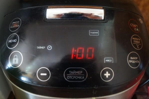 Приготовление клубничного варенья в мультиварке
