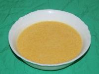 Овощной суп-пюре для детей