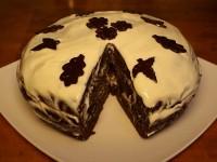 Торт темная ночь
