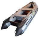 Надувная ПВХ лодка Адмирал 320