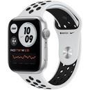 Умные часы Apple Watch Series 6 GPS 44мм Aluminum Case with Nike Sport Band