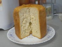 Белый хлеб в хлебопечке