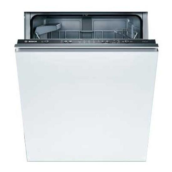 Посудомоечная машина bosch smv 50e10 отзывы