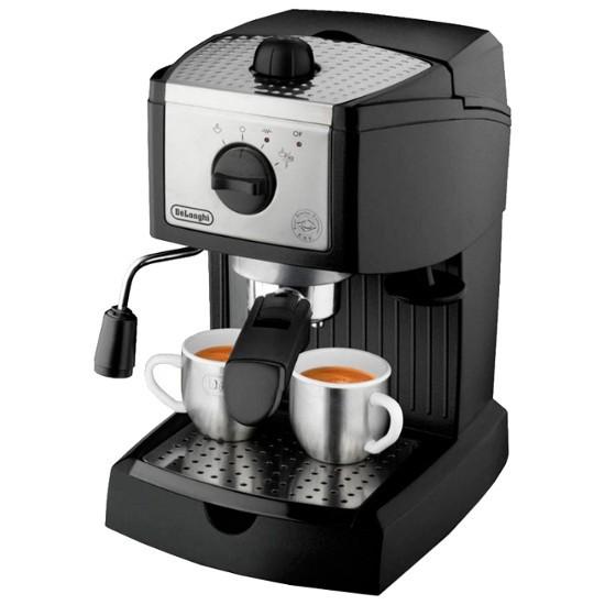 кофемашина delonghi как приготовить кофе