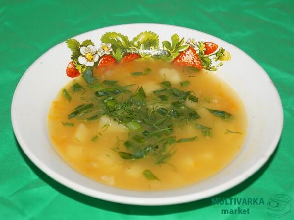 суп пошаговый фото Гороховый с в рецепт мультиварке