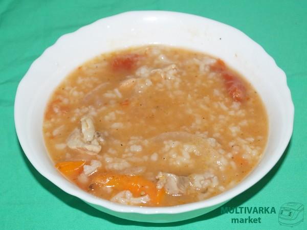 рецепт плова супа харче мультиварки polaris