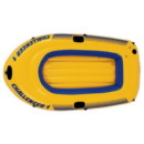 Надувная ПВХ лодка Intex Challenger-1 (68365)