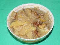 Яблочное варенье с грецкими орехами в мультиварке
