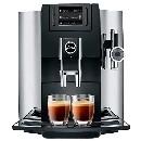 Кофемашина Jura E8 Chrome