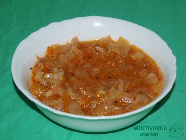 солянка капустная в мультиварке рецепт