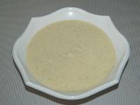 Крем-суп из брокколи и цветной капусты в мультиварке