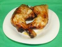 Куриные окорочка в соевом соусе