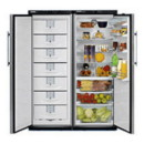 Холодильник Liebherr SBSes 61S3