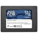 SSD Patriot Memory P210S512G25 512 GB