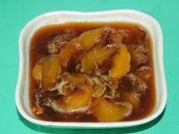 Персиковое варенье с апельсинами в мультиварке