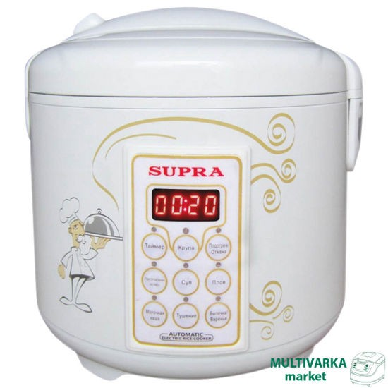 мультиварка супра mcs 4702 как приготовить рыбу с картошкой