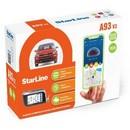 Автосигнализация StarLine A93 v2 2CAN+2LIN ECO