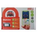 Автосигнализация StarLine A93 v2 2CAN+2LIN GSM ECO