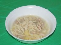 Суп-лапша по-домашнему в мультиварке