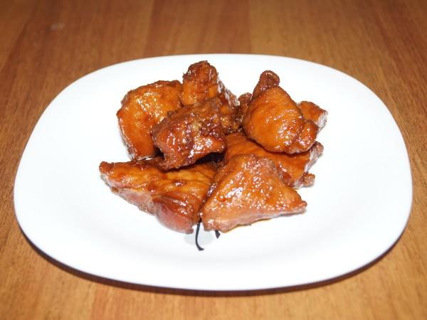 рецепты мяса в медовом соусе