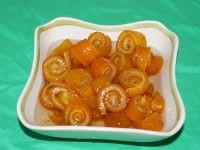 Варенье из апельсиновых корочек в мультиварке