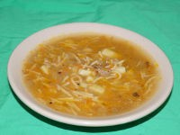 Вермишелевый суп в мультиварке