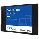 SSD Western Digital Blue SATA WDS500G2B0A 500 GB