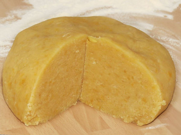 Песочное тесто в хлебопечке